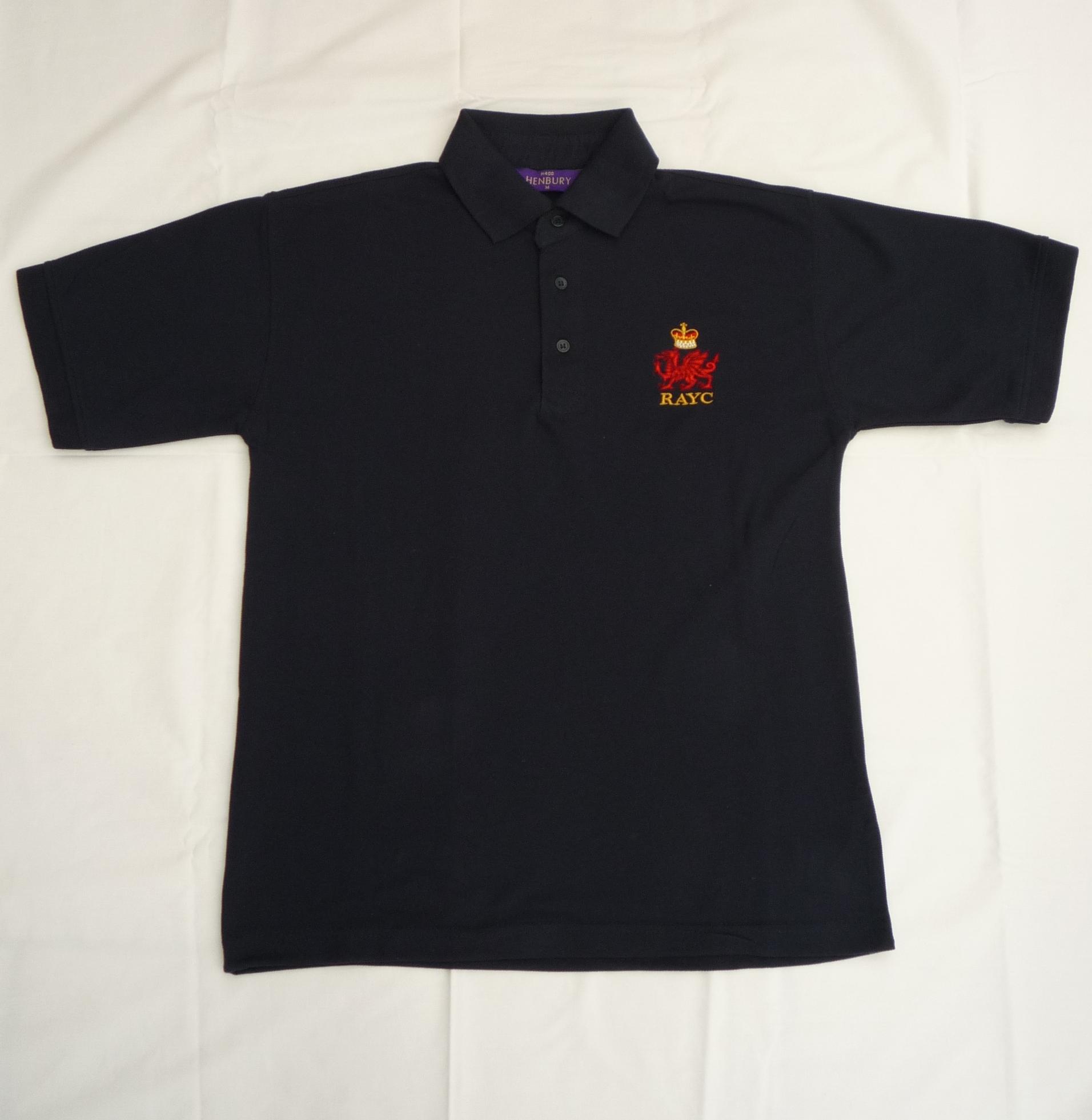 Men's polo £18