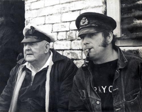 Hughie BACH Jones and David Walter Gallichan 1967